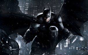 2013 batman arkham origins HD