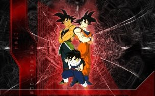 DBZ Three generations