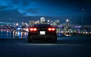 Chevrolet Camaro City Night wallpaper