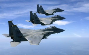 Eagles in Formation