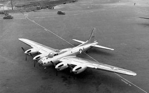 Xb 38 flying fortress