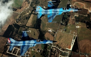 F5 FIGHTER JETS