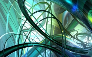 Abstract Whirl