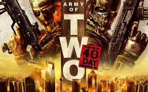 Army Of Two The 40th Day wallpaper