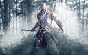 Assassin s Creed III Connor wallpapers