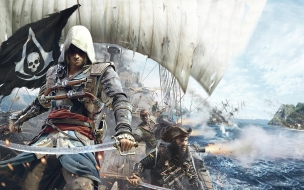 Assassins creed 4 black flag game 2 HD