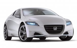 2008 Honda CR Z Concept wallpaper
