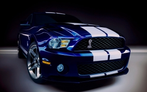 2010 Ford Shelby GT500 wallpaper