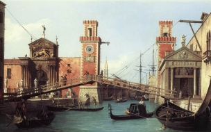 Arsenal Canaletto