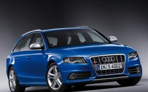 Audi S4 Avant Car 9 wallpaper