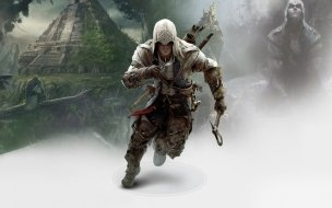 Connor in assassins creed