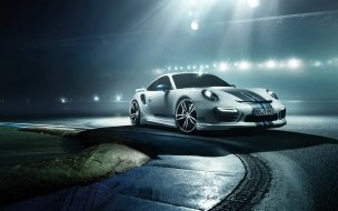 2014 porsche 911 turbo by techart