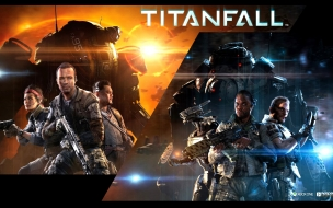 Titanfall poster HD