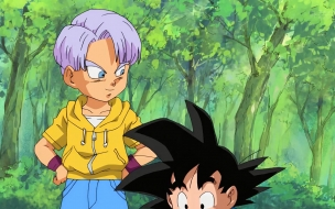 Dragon Ball Super Goten y trunks Capitulo 1