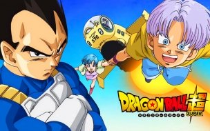 Dragon Ball Super Vegeta y su familia