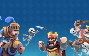 Wp1815977 clash royale wallpapers