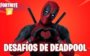 Fortnite temporada 2020 deadpool