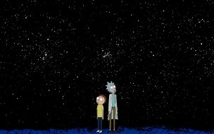 Fondos de pantalla rick y morty para pc