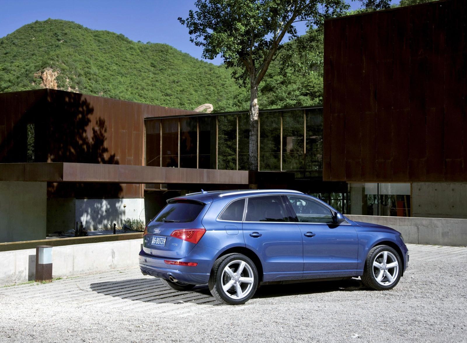 Audi Q5 30 Tdi Quattro Car 17 Wallpaper 1600x1176 Fondo