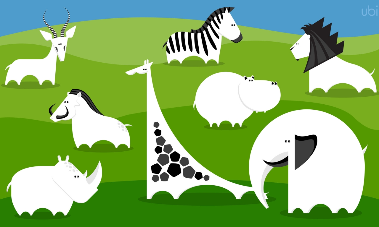 Fondos De Pantalla De Animales Graciosos: Fondo De Pantalla Animales Graciosos 1280x768