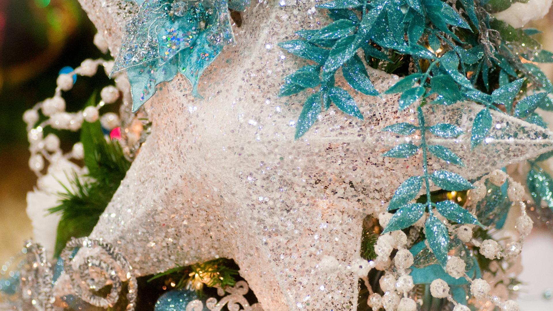 Fondo de pantalla estrella gigante 1920x1080 fondo de - Arboles de navidad dorados ...