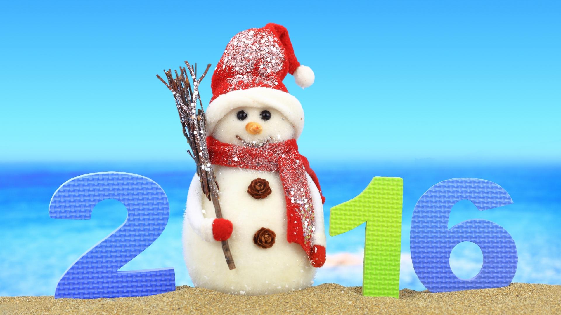 Fondos De Pantalla Hd Navidad 2016: Feliz Navidad 2016 1920x1080