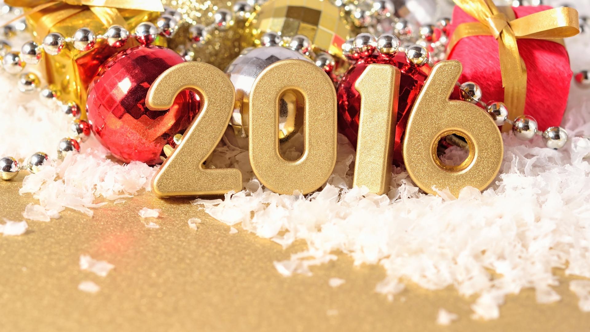 Fondos De Pantalla Hd Navidad 2016: Merry Christmas 2016 1920x1080