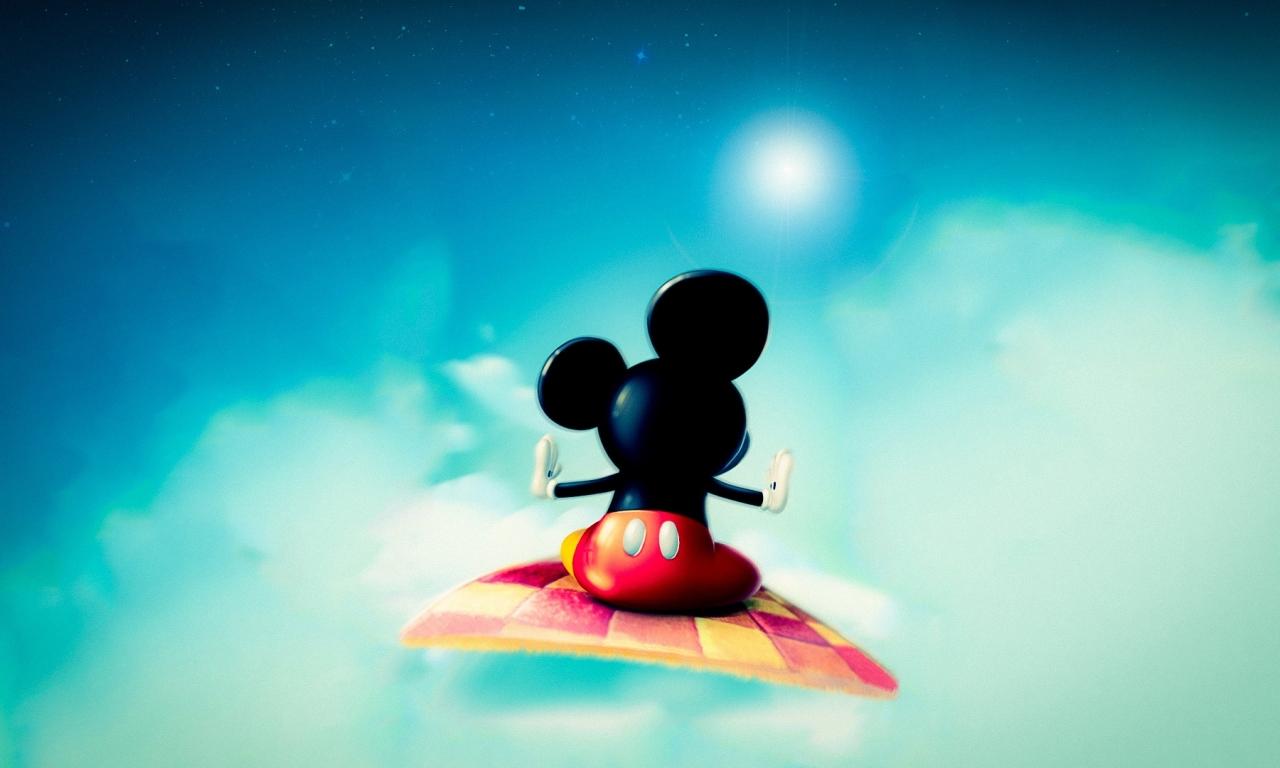 Mickey mouse carpet 1280x768 fondo de pantalla 3324 - Alfombras mickey mouse ...